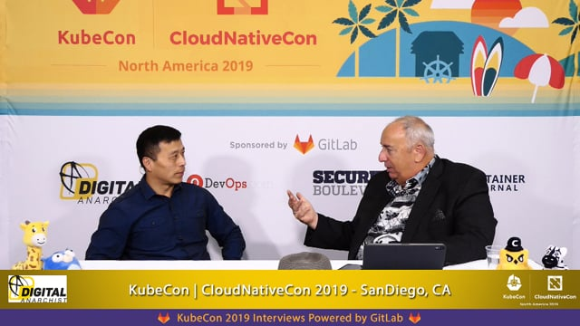 Ming Gong, UST Global   KubeCon + CloudNativeCon San Diego 2019