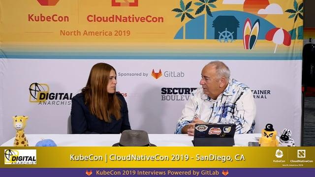 Idit Levine, Solo.io | KubeCon + CloudNativeCon San Diego 2019