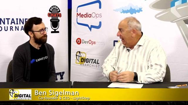 Ben Sigelman, Co-founder, CEO, Lightstep | | KubeCon + CloudNativeCon 2018