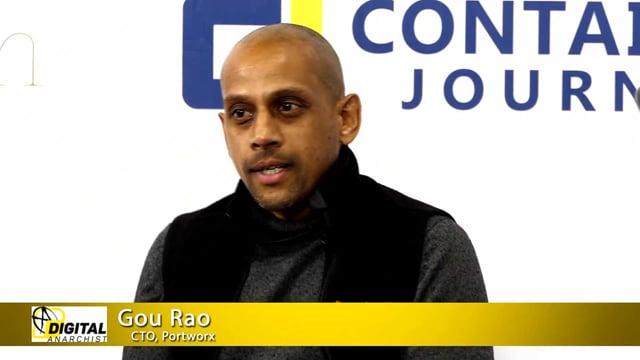 Gou Rao, CTO, Portworx | KubeCon + CloudNativeCon 2018
