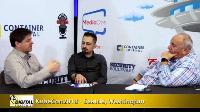 Rafi Kardhalian and Fabio Gori, Cisco | KubeCon + CloudNativeCon 2018