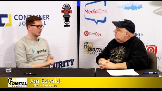 Jon Edvald, garden.io | KubeCon + CloudNativeCon 2018
