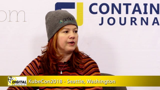 Heather Kirksey, The Linux Foundation | KubeCon + CloudNativeCon 2018