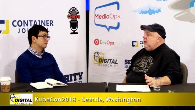 Julian Dunn, Chef | KubeCon + CloudNativeCon 2018
