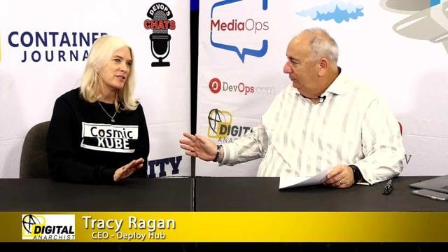 Tracy Ragan, CEO, Deploy Hub | KubeCon + CloudNativeCon 2018