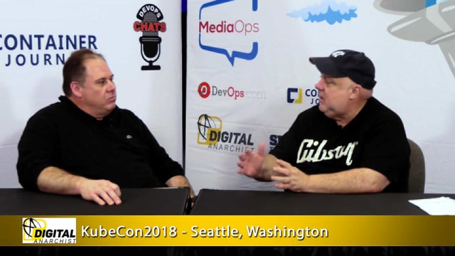 Mark Hinkle, TriggerMesh | KubeCon + CloudNativeCon 2018