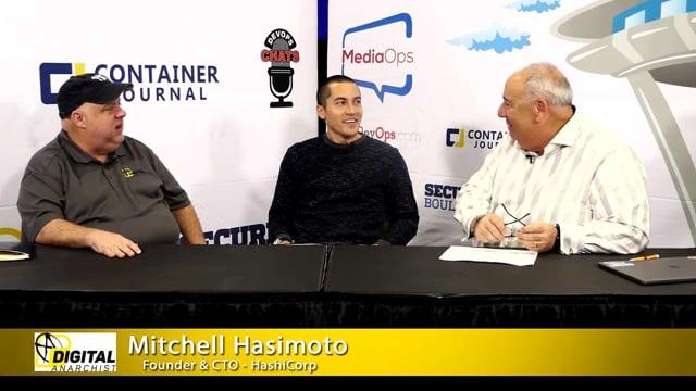 Mitchell Hashimoto, Founder, CTO, Hashicorp | KubeCon + CloudNativeCon 2018