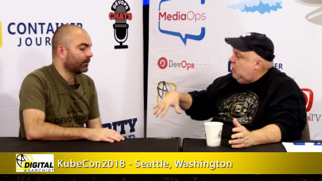 Michael Ducy, Sysdig | KubeCon + CloudNativeCon 2018