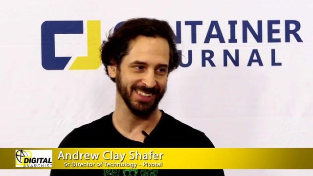 Andrew Clay Shafer, Pivotal | KubeCon + CloudNativeCon 2018