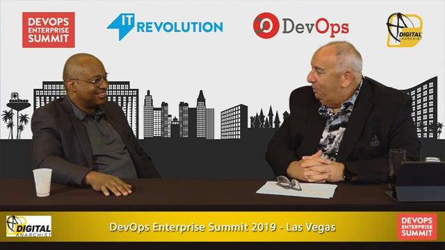 Eric Robertson, Collabnet VersionOne | DOES Las Vegas 2019