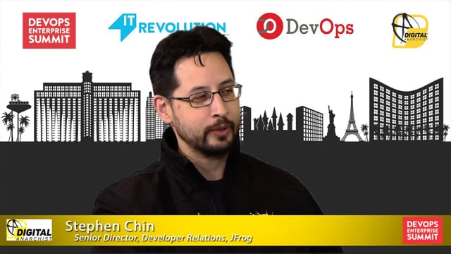 Stephen Chin, JFrog | KubeCon + CloudNativeCon San Diego 2019