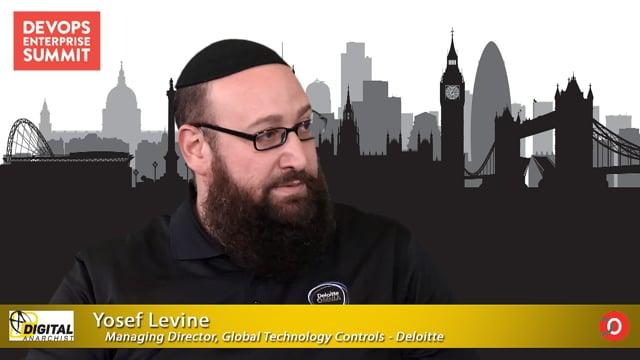 Yosef Levine, Deloitte   DOES London 2019