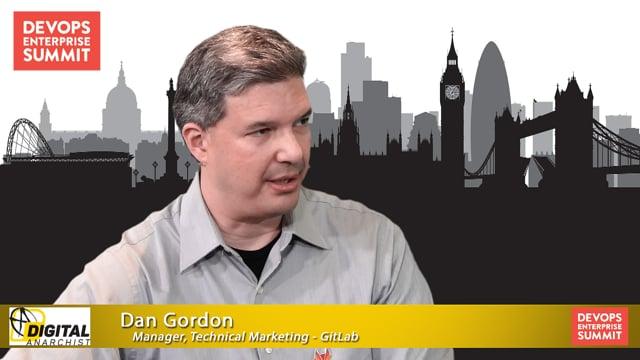 Dan Gordon, GitLab   DOES London 2019
