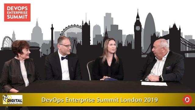 Dr. Christina Maslach, Dr. Nicole Forsgren, Dr. Steve Spear | DOES London 2019