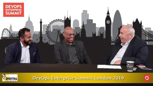 Eric Robertson and Nishant Sasidharan | DOES London 2019