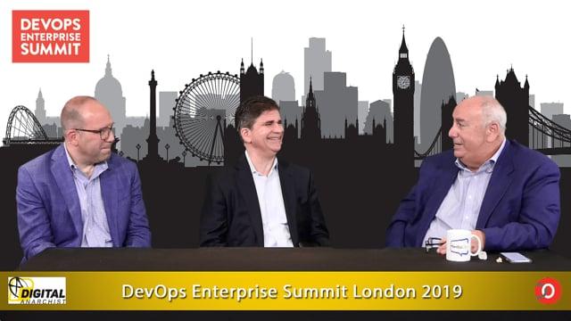 Chris O'Malley and Joe Aho, Compuware | DOES London 2019