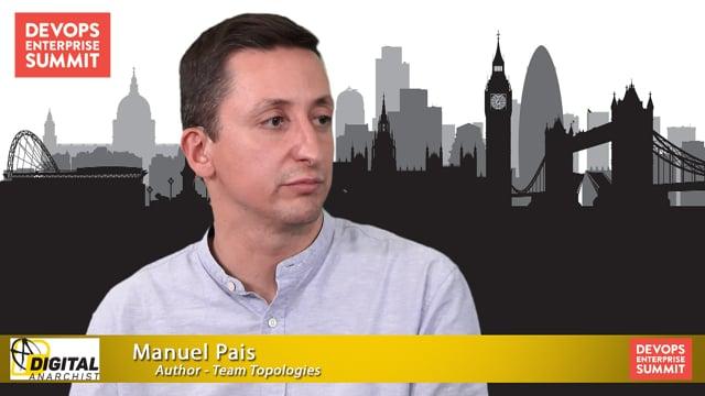 Manuel Pais, Author   DOES London 2019