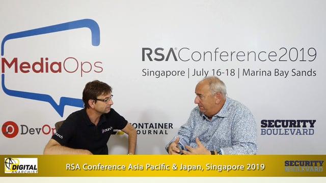 Jacques Declas, 42Crunch | RSA APJ Singapore 2019