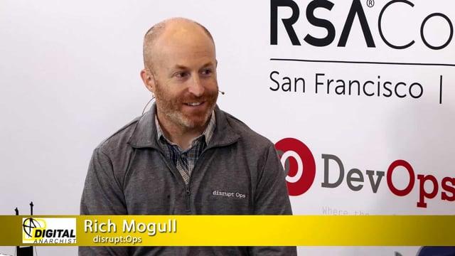 Rich Mogull, disruptOps   RSA Conference 2019