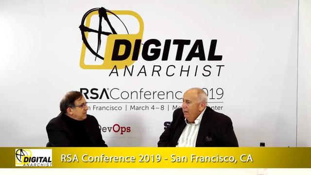 Azi Cohen, Whitesource   RSA Conference 2019