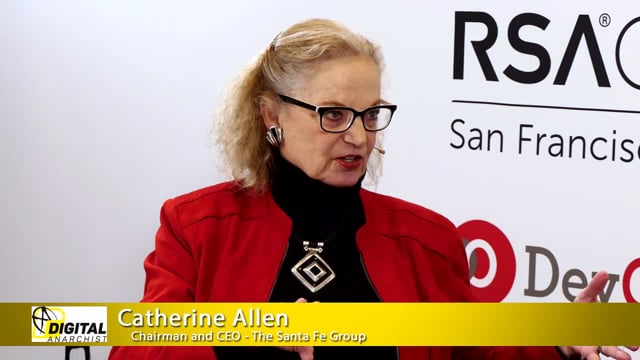 Catherine Allen, The Santa Fe Group   RSA Conference 2019