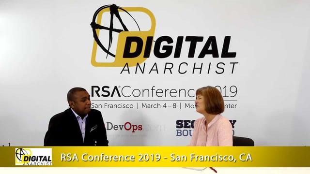 Gabe Gumbs, Spirion   RSA Conference 2019