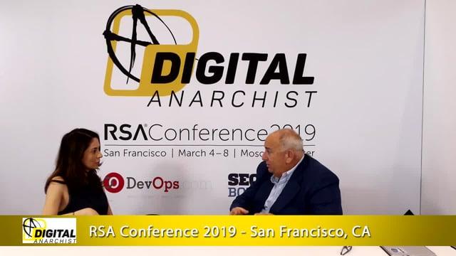 Samantha Madrid, Juniper Networks   RSA Conference 2019