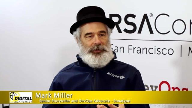 Mark Miller, Sonatype   RSA Conference 2019