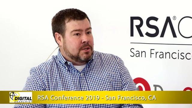 Lamar Bailey, Tripwire   RSA Conference 2019