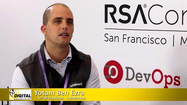 Yotam Ben Ezra, SafeBreach   RSA Conference 2019