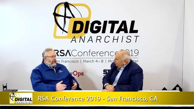 Brian Reed, NowSecure | RSA Conference 2019