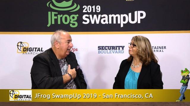Jayne Groll, DevOps Institute | JFrog SwampUp 2019
