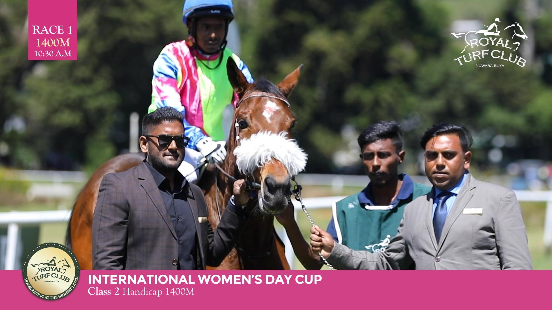 Internantional Womens day cup