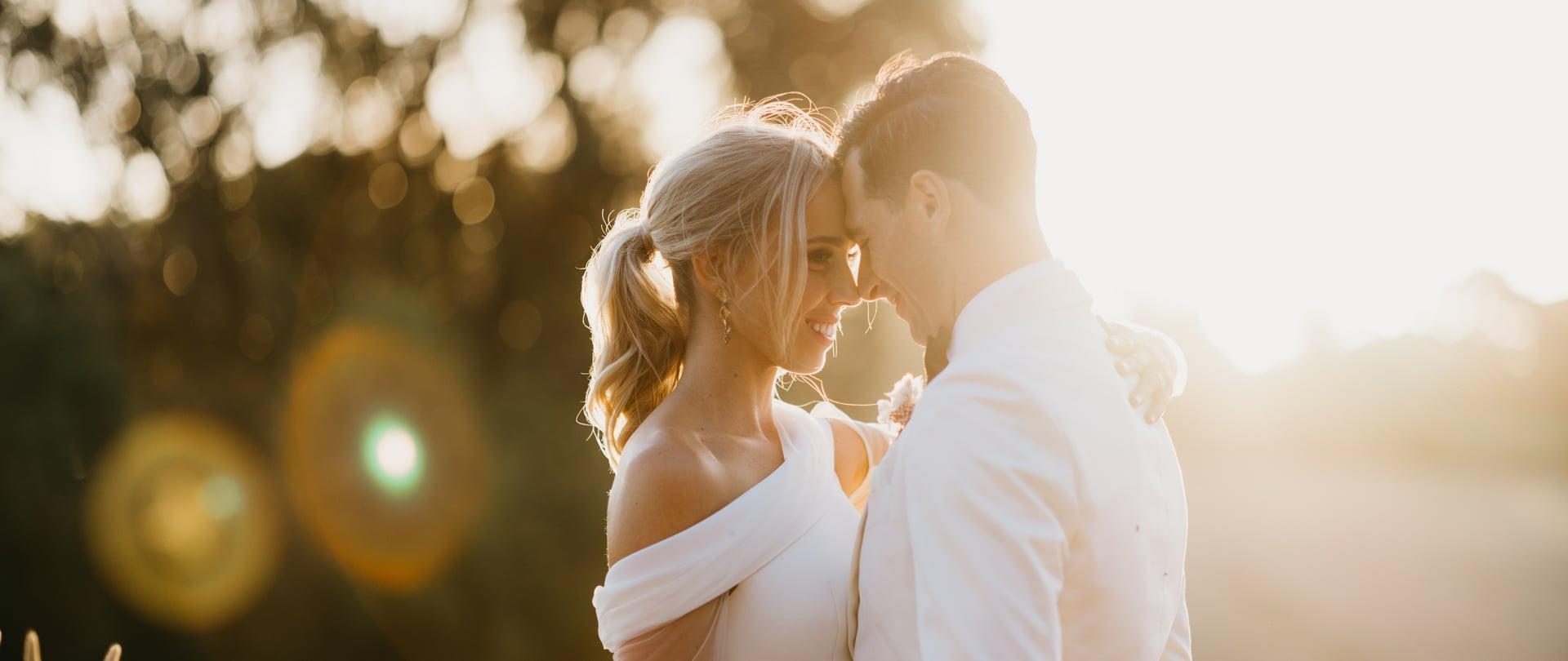 Caitlin & Matt Wedding Video Filmed at Bellarine, Victoria