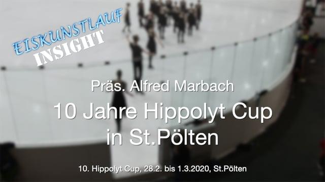 Eiskunstlauf - Happy Birthday - Hippolyt Cup 2020