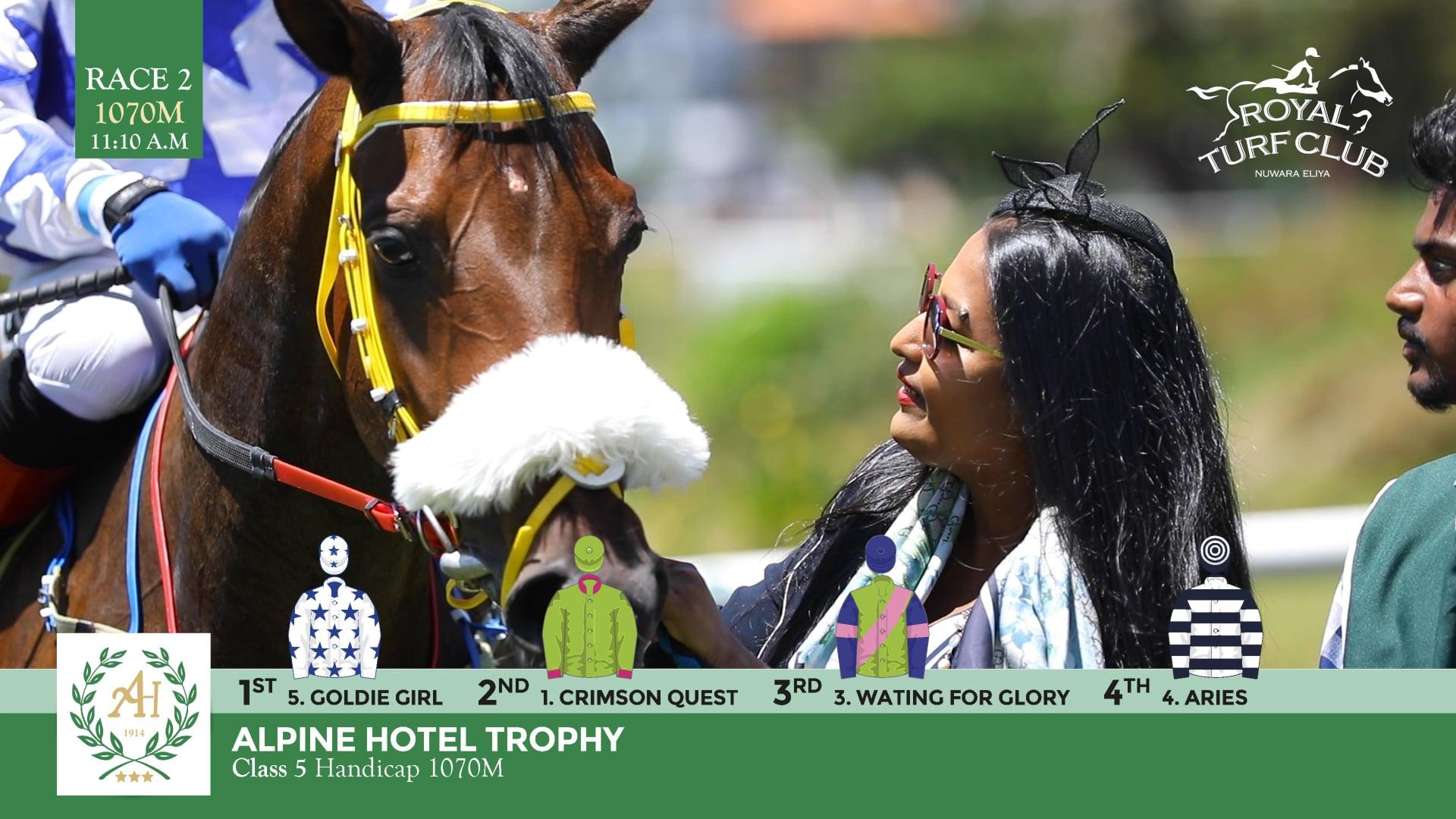 Alpine hotel trophy 2020