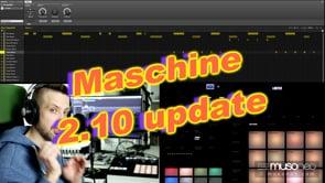 Maschine 2.10 aktualizacja - co nowego?