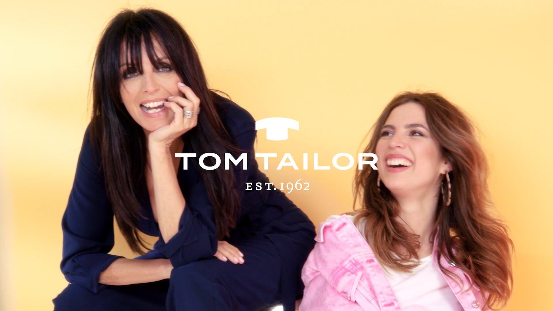 Nena & Larissa x Tom Tailor