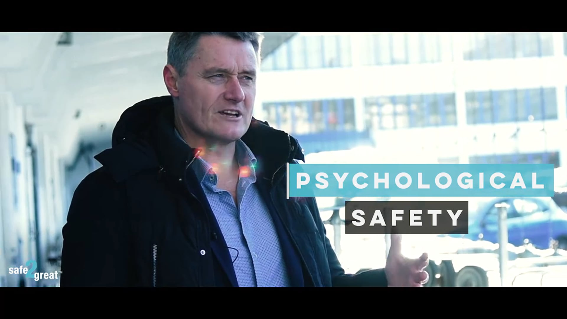 Psychological Safety and high performing teams.