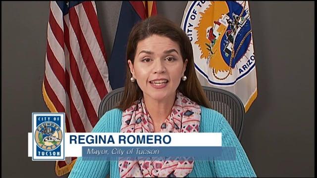 Update from Mayor Regina Romero