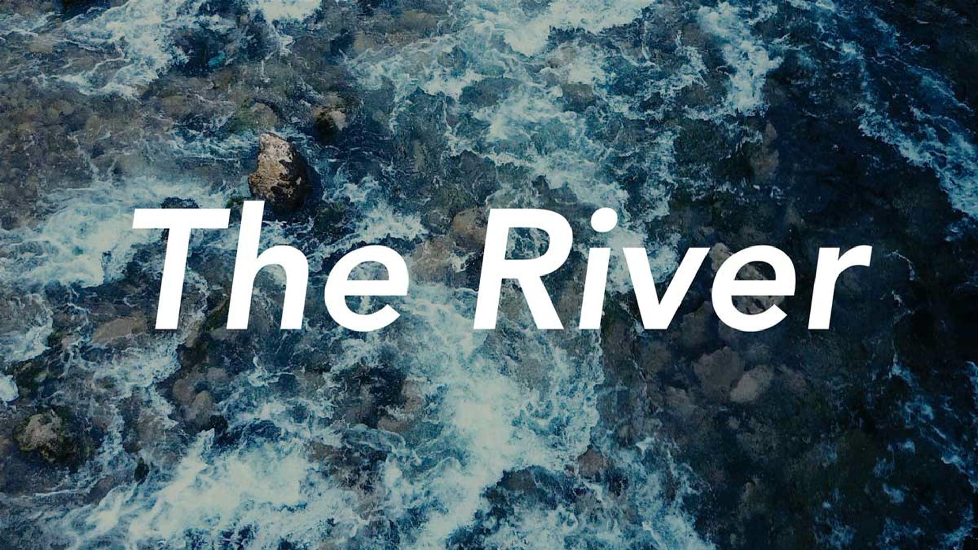 Leadership is like a river