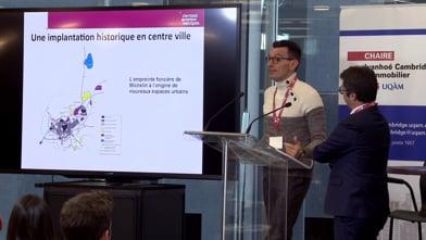 Colloque Immobilier + Mobilité | EJC 2019: «Le cas de Michelin à Clermont-Ferrand»