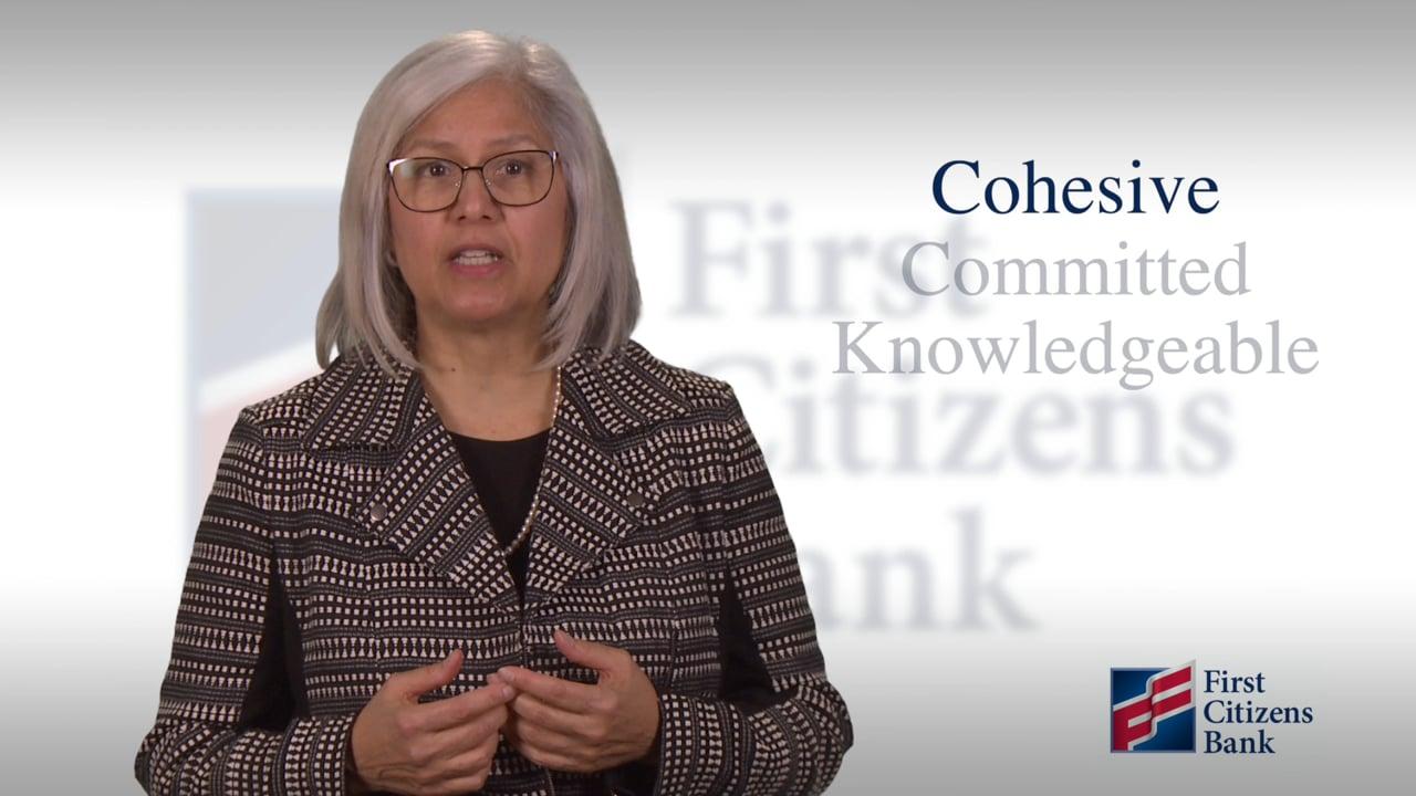 Ellyn Jansen - Area Executive First Citizens Bank