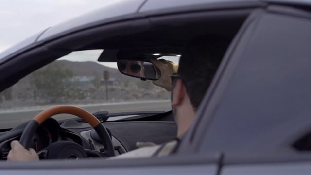 Endo Rally - Los Angeles to Las Vegas