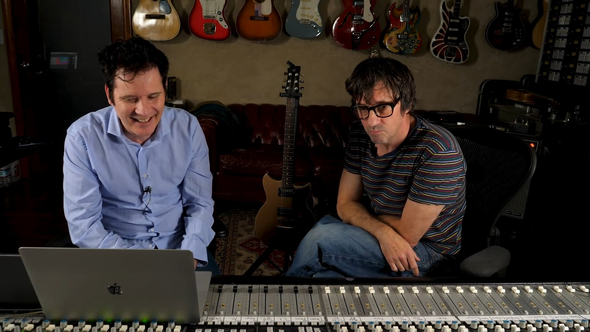 Inside The Song with Graham Coxon from Blur - Song 2