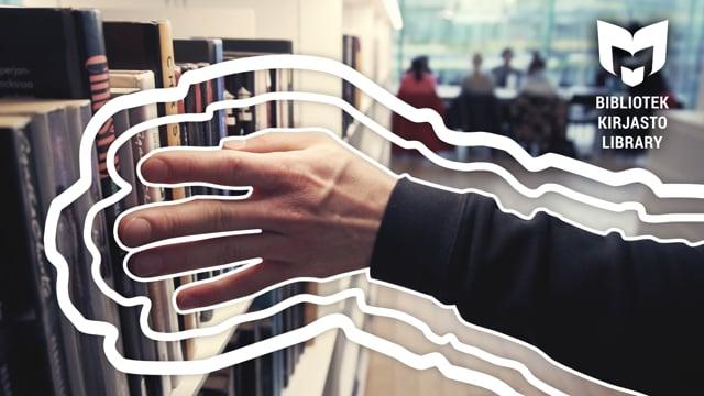 Kirjaston päivä – Bibliotekets dag – Library Day