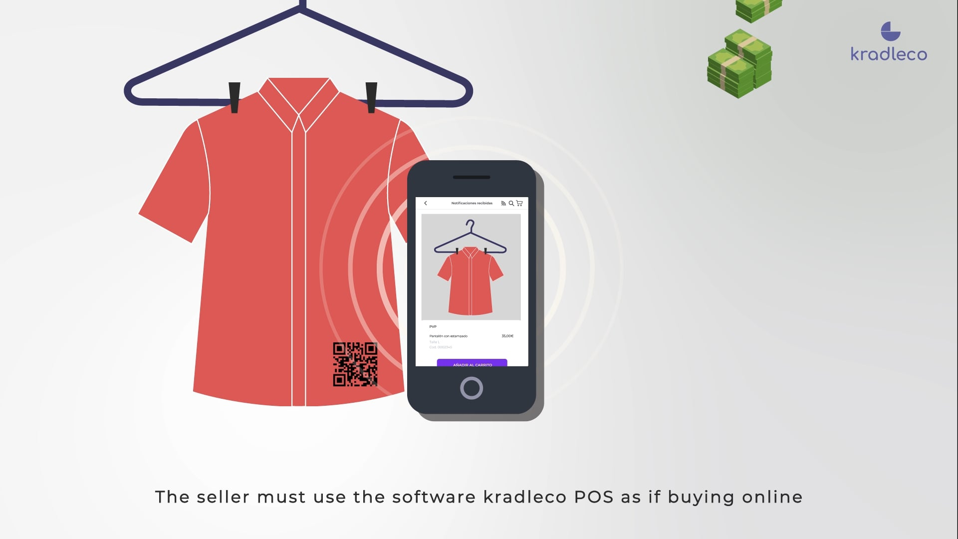 Cómo funciona kradleco, la start Up del Retail del futuro