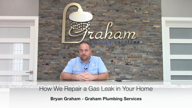 How We Do a Gas Leak Repair in Your Home - Graham Plumbing - Houston