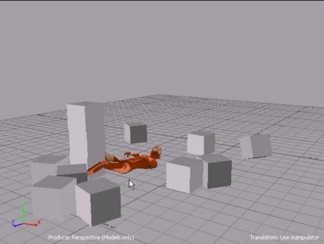 Rigid Body_MotionBuilder | Animation