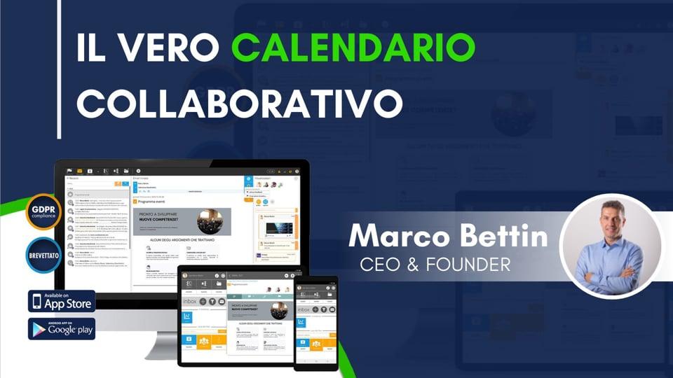 Il vero calendario collaborativo